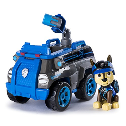 Paw Patrol – Mission Paw – Chase's Mission Police Cruiser