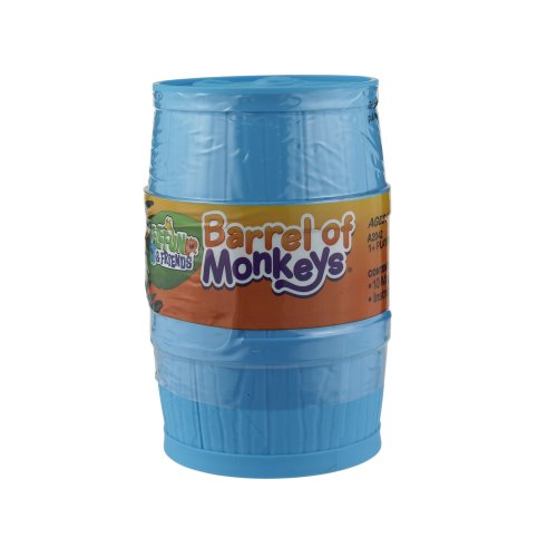 Elefun and Friends Barrel of Monkeys Game – Colors May Vary