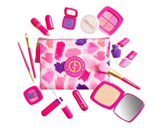Make it Up, Glamour Girl Pretend Play Makeup Set for Children – Great for Little Girls & Kids (Not Real Makeup) [Toy]