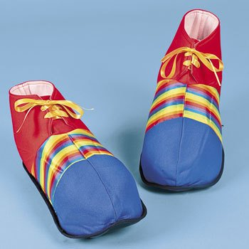 Jumbo Clown Shoes – Costumes & Accessories & Props & Kits