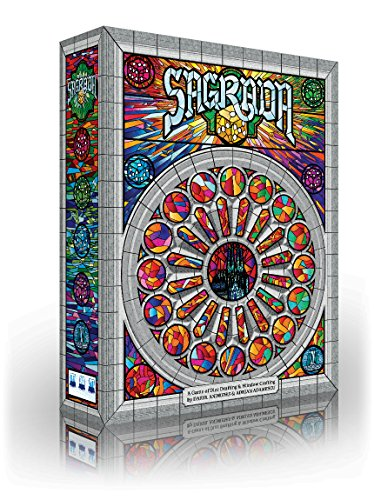 Sagrada – Board Game by Floodgate Games