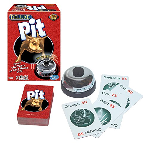 Winning Moves Games The Pit Game – Deluxe